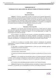 Ordenanzas Fiscales - Ayuntamiento de Cádiz