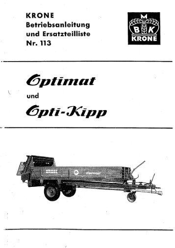 KRONE - Agromix