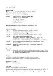 CV englisch (PDF) - Hospiz im Park