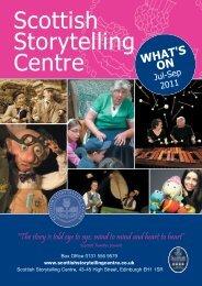 Events Jul-Sep 2011.qxd - Edinburgh UNESCO City of Literature