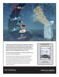 Lab Chip - Laboratory of Integrated Bio Medical Micro ...