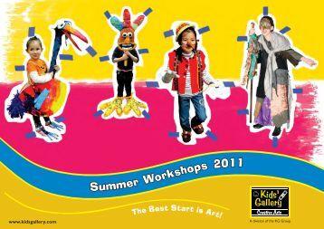 3 - 8 years - Kids' Gallery