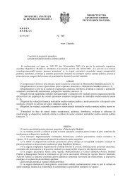 Ordin nr. 367 din 26.09.2007, cu privire la ajutoarele umanitare ...