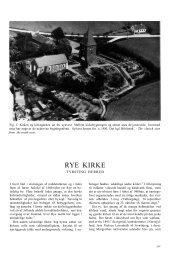RYE KIRKE - Nationalmuseet