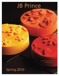 Flexible Silicone Molds. Quarter sheet pan size - JB Prince