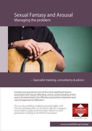 Managing Sexual Fantasy and Arousal (Training Course) - BASPCAN