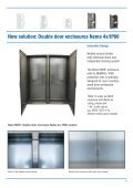 Stainless steel floor standing products leaflet - Eldon - Page 5