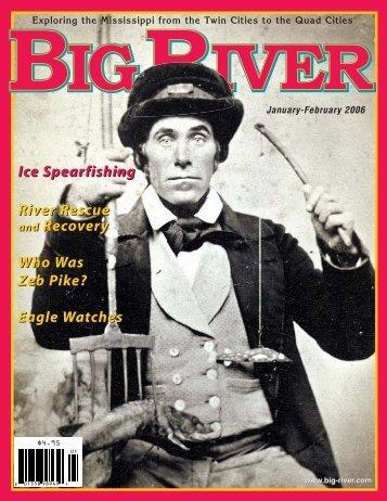 Big River Magazine, January-February 2006