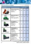 Baumaschinen Mietpreisliste - Gundlach Diamantwerkzeuge - Seite 5