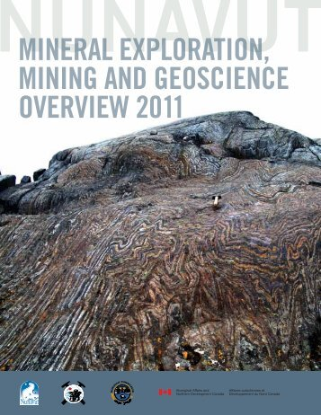 mineral exploration, mining and geoscience overview 2011