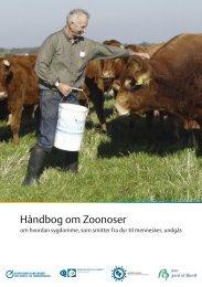 HÃ¥ndbog om Zoonoser - BAR - service og tjenesteydelser.