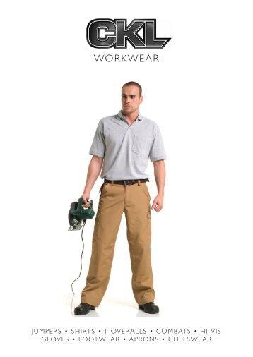 WORKWEAR - CKL