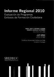 Informe Regional 2010 - UMCE - Medios Educativos