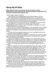 Publicerad i PS! – personlig utveckling och psykologi 2007. - neij.se