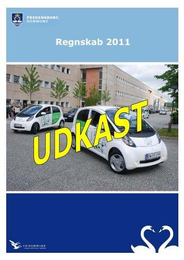 Regnskab 2011 - Fredensborg Kommune