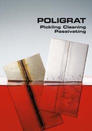 Brochure - Pickling, Cleaning, Passivating (PDF) - Poligrat (UK)