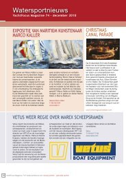 Watersportnieuws - manager - Yachtfocus