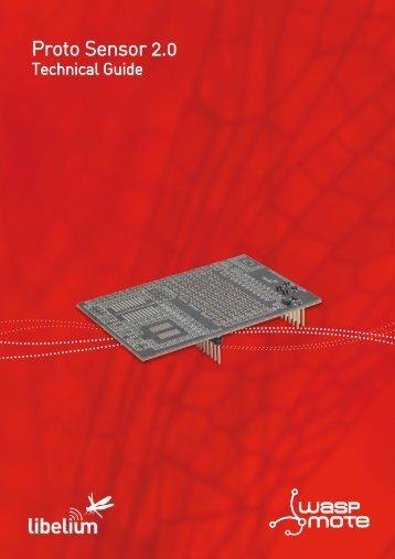 Proto Sensor 2.0 - Libelium
