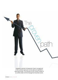 The Proven Path - Oliver Wight Americas