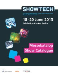 ShowTech 2013 - Pro Media News