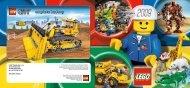 Katalog - Lego