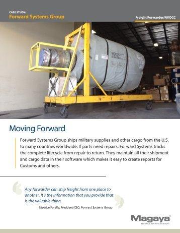 Forward Systems Group - Magaya