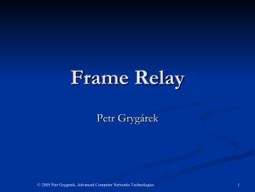 Frame Relay
