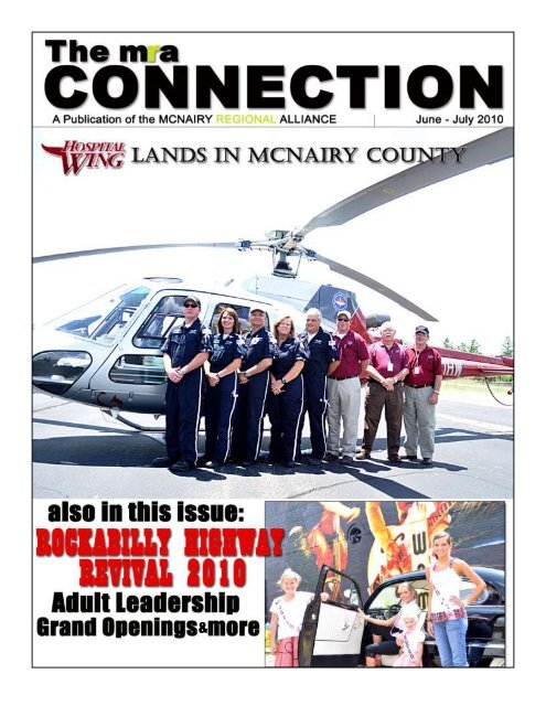 June 2010 - McNairy County Chamber of Commerce
