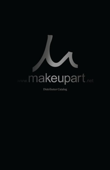 Table Of Contents - The Makeup Artist Network