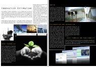 Innovative Estimating - Eos Group, Inc