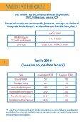 Programme de septembre - octobre 2010 - Alliance éthio-française ... - Page 2