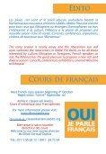 Programme de septembre - octobre 2010 - Alliance éthio-française ... - Page 3