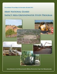 Army National Guard Impact Area Groundwater ... - Mmr-iagwsp.org