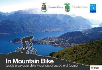 In Mountain Bike - Lago di Como