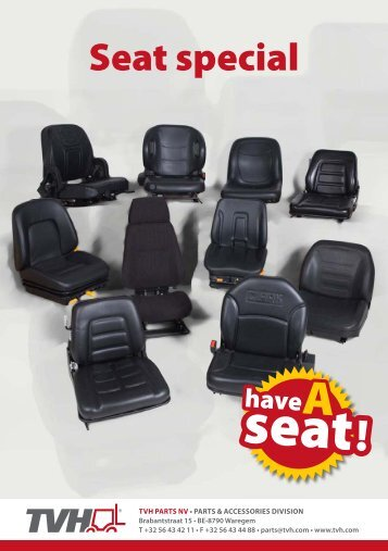 Seat special - TVH