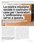 Intervista ai presidenti Marangoni e Zavaroni Solidarietà ... - Uniabita - Page 6