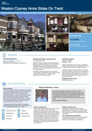 Download full details - Enterprise Inns