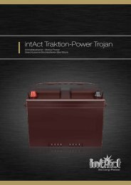intAct Traktion-Power Trojan