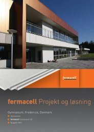 Download mere information - Fermacell