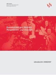 Jahresbericht 2006/2007 - VdW südwest