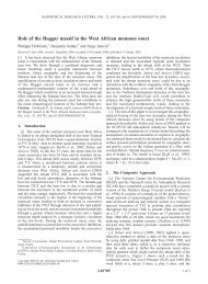 Role of the Hoggar massif in the West African monsoon onset