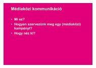 PTE FEEK - Közigazgatási kommunikáció