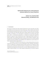 Optimal BV estimates for a discontinuous Galerkin method in linear ...