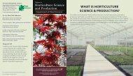 Discover Plants - Department of Plant Sciences