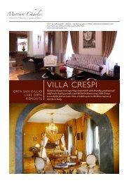 VILLA CRESPI - Merrion Charles