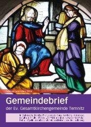 Unsere Gremien - Kirchenkreis Wittstock-Ruppin