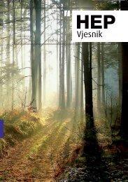 GODINA XXIII ZAGREB BROJ 224/264 RUJAN 2009. WWW.HEP ...