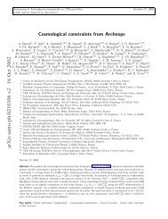 arXiv:astro-ph/0210306 v2 16 Oct 2002 - iucaa