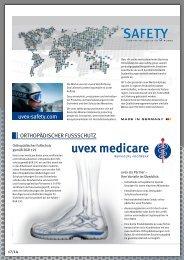 uvex-safety.com - Wemag