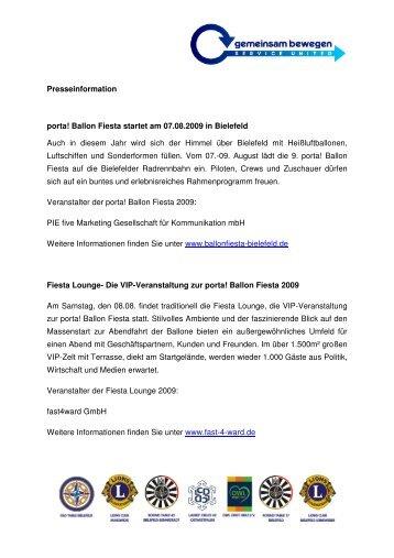 Pressemitteilung_Service_United _2 - Bielefelder Bürgerstiftung